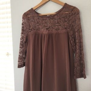 Super cute lace dress